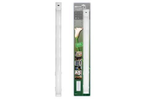 Светильник LED600х37 линейный, 5,5 Вт, 230 В, датчик движения, TDM