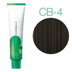 Lebel Materia Grey СВ-4 (шатен холодный) - Перманентная краска для седых волос