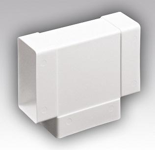 204х60 мм. Прямоугольное сечение Тройник Т-образный 204х60 мм пластиковый 25345888b4c79309870ba46aa7950a57.jpg