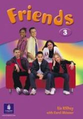 Friends 3 Global Student's Book