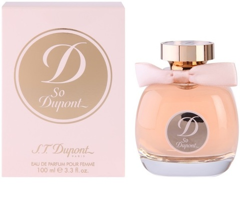 S.T. So Dupont Pour Femme Eau De Parfum