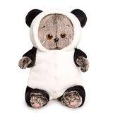 Кот Басик Baby в комбинезоне Панда
