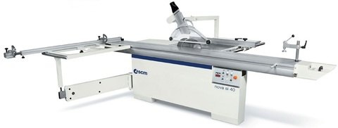 Форматно-раскроечный станок SCM si30 nova