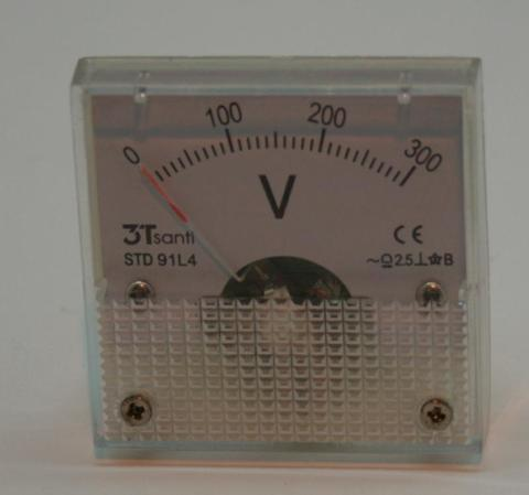 Вольтметр DDE GG1300/200/2700 DPG1101\2051\2551 унив. 0-300V (1101-0950-V00), шт