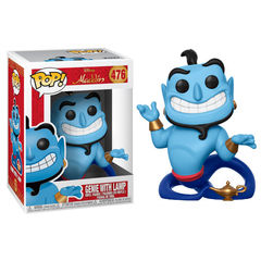 Фигурка Funko POP! Vinyl: Disney: Aladdin: Genie with Lamp
