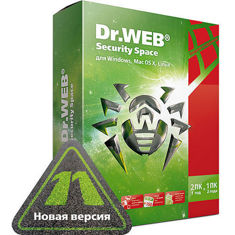 Dr.Web® Security Space