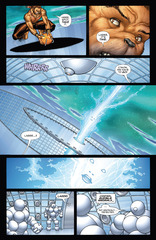 Super Villain Team Up/MODOK's 11 #3