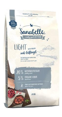 Bosch Sanabelle Light 2 кг