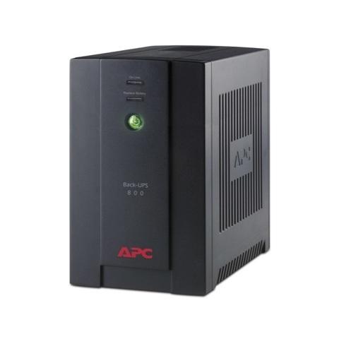 Блок бесперебойного питания APC Back-UPS 800VA