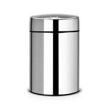 Ведро для мусора с крышкой SLIDE (5л), артикул 477560, производитель - Brabantia
