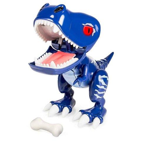 Интерактивный детёныш динозавра Синий Тайгер Тэйл
