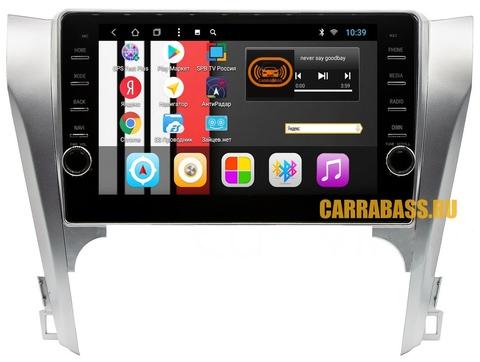Головное устройство Toyota Camry V50 2012-2014 Android 8.1 модель CB-1014T8