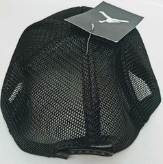 Черная бейсболка с сеткой Jumpman RN56323 Black.