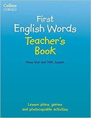 First English Words Teachers Book