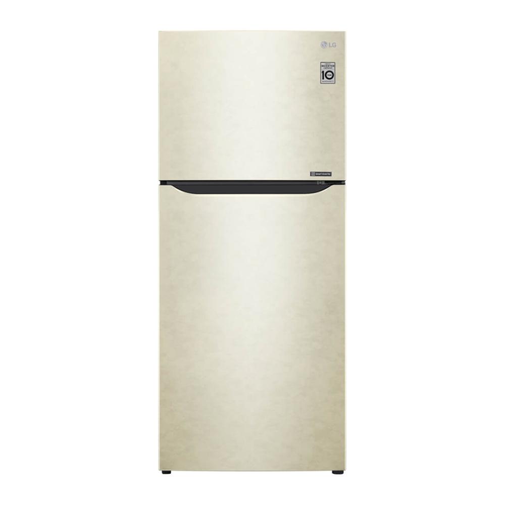 Холодильник LG с умным инверторным компрессором GN-B422SECL фото
