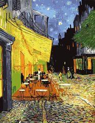 Ночное кафе,Ван Гог - картина со стразами алмазная