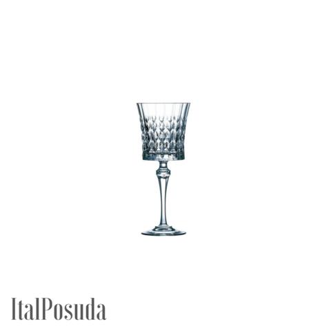 Набор бокалов для вина Eclat Cristal d'Arques Lady Diamond (Леди Даймонд), 6 шт L9744