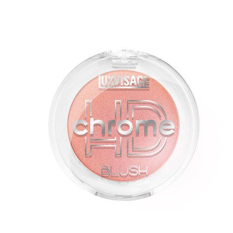 LuxVisage Румяна LUXVISAGE HD chrome тон 105 (Нежный розовый)