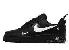 Кроссовки Nike Air Force 1 07 Low Black