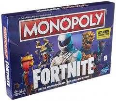 Монополия: Fortnite