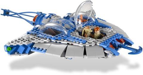 LEGO Star Wars: Гунган Саб 9499 — Gungan Sub — Лего Стар ворз Звёздные войны Эпизод