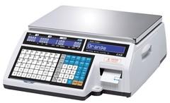 CAS CL-5000J-15IB весы с печатью этикетки, Ethernet