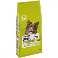 Сухой корм для взрослых собак, Purina Dog Chow Adult, с курицей