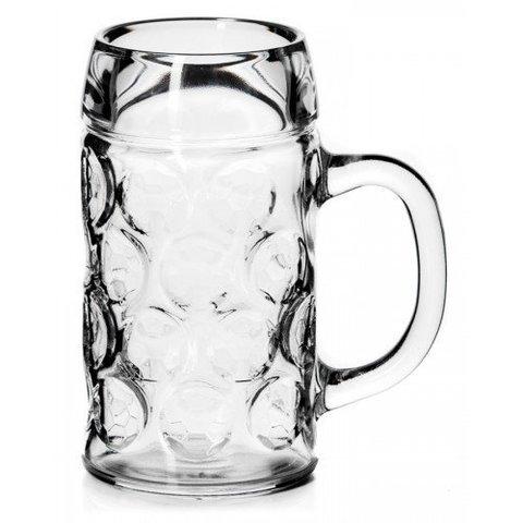 Набор бокалов для пива Pasabahce Pub 625 мл 2 пр (80219)