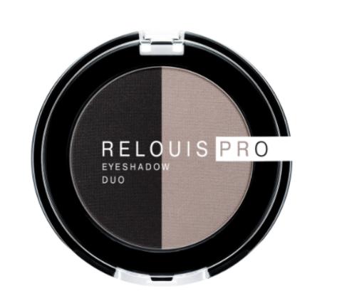 RELOUIS Тени Pro Eyeshadow DUO двойные тон 106