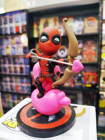 Фигурка Deadpool купидон, 15см