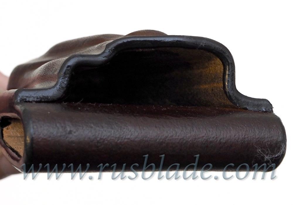 CUSTOM Handmade ZT 0095 Zero Tolerance 0095 Leather Sheath Brown