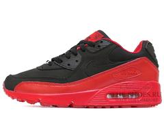 Кроссовки Женские Nike Air Max 90 Black Red