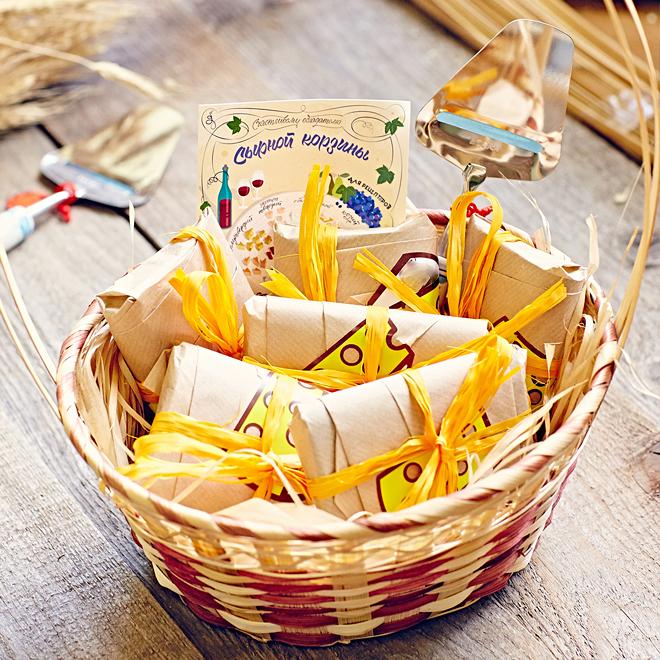 Купить сыр в подарок в Перми