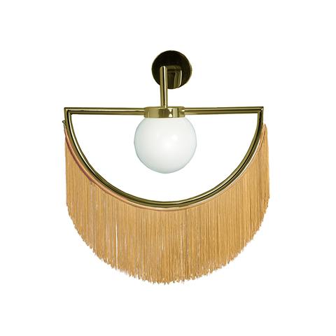 Настенный светильник копия Wink by Houtique (желтый)