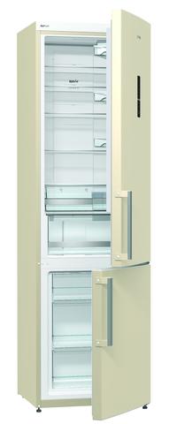Двухкамерный холодильник Gorenje NRK6201MC-0