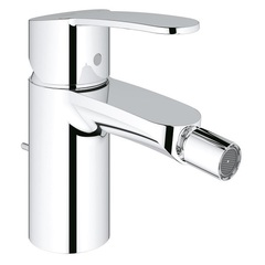 Смеситель для биде однорычажный с донным клапаном Grohe Eurostyle Cosmopolitan 33565002* (распродажа) фото