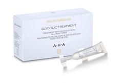 Активный концентрат с АНА (Bruno Vassari | АНА | Glycolic Treatment), 10 амп. x 3 мл