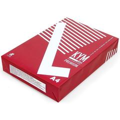 Бумага для офисной техники KYM Lux Premium (А4, марка A, 80 г/кв.м, 500 листов)