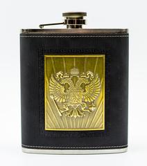 Фляга Герб Российской империи, 430 мл, фото 1