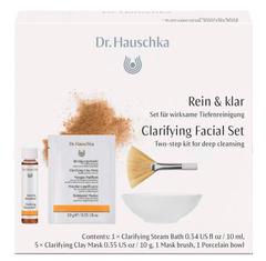 """Набор для лица """"Интенсивное очищение"""", Dr.Hauschka"""
