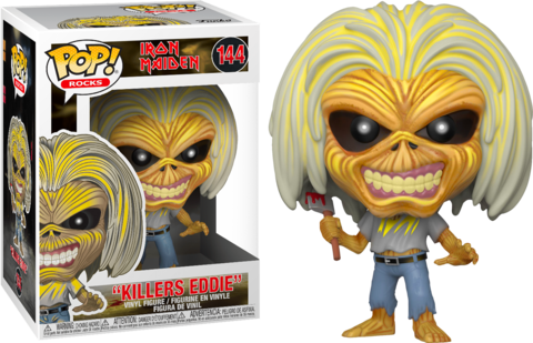 Killers Eddie (Iron Maiden ) Funko Pop! Vinyl Figure || Киллерс Эдди