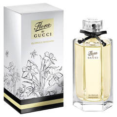 Gucci Туалетная вода Flora by Gucci Glorious Mandarin 100 ml (ж)