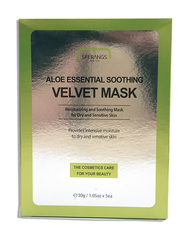 Маска Aloe Essential Soothing Velvet