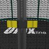 Батут Unix 16 ft SUPREME (Green) - 4,88 м