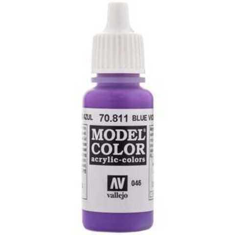Model Color Blue Violet 17 ml.