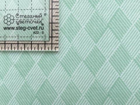 Ткань для пэчворка, хлопок 100% (арт. X0507)