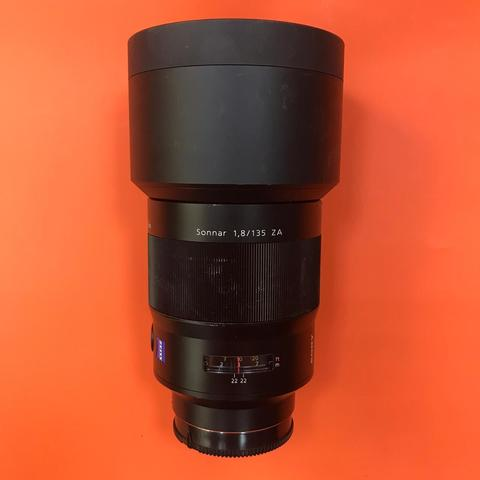 Sony Carl Zeiss Sonnar T*135mm f/1.8 ZA (SAL-135F18Z)  комиссия