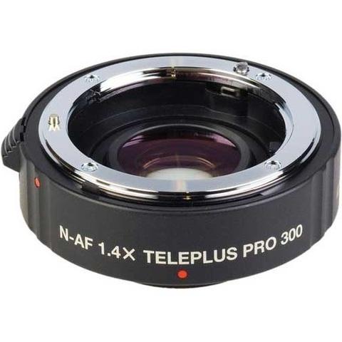 Телеконвертер Kenko Teleconverter Teleplus Pro 300 N-AF 1.4X Black для Nikon