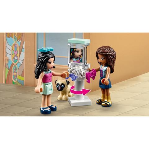 LEGO Friends: Магазин аксессуаров Андреа 41344 — Andrea's Accessories Store — Лего Френдз Друзья Подружки