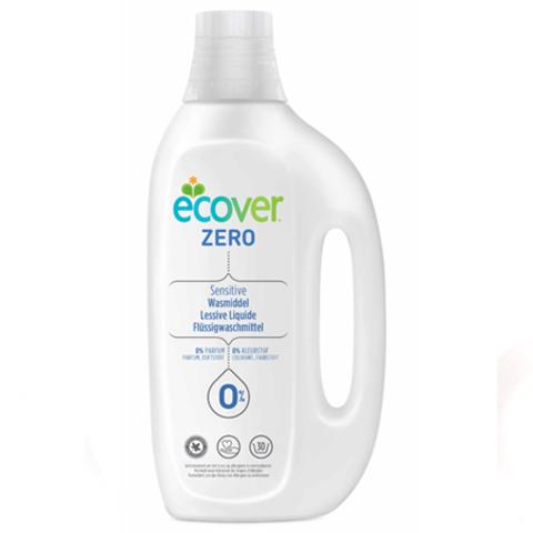 ECOVER Экологическая жидкость для стирки ZERO 1,5л